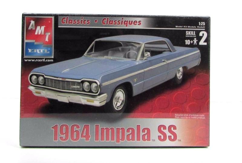 Chevrolet Impala SS 64 1964-c10
