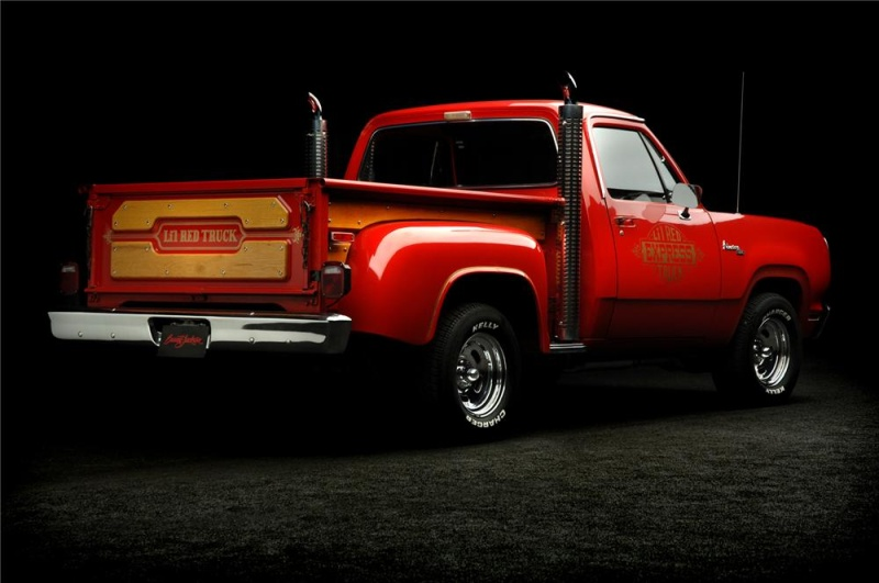1978 Dodge Lil Red Express Truck de chez AMT 71930_11