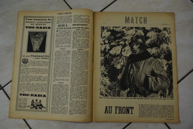 display sur les moyens d'informations de l'époque, journaux, radio, informations cinématographiques!! _igp1017