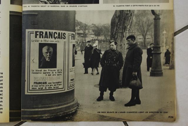 display sur les moyens d'informations de l'époque, journaux, radio, informations cinématographiques!! _igp1024