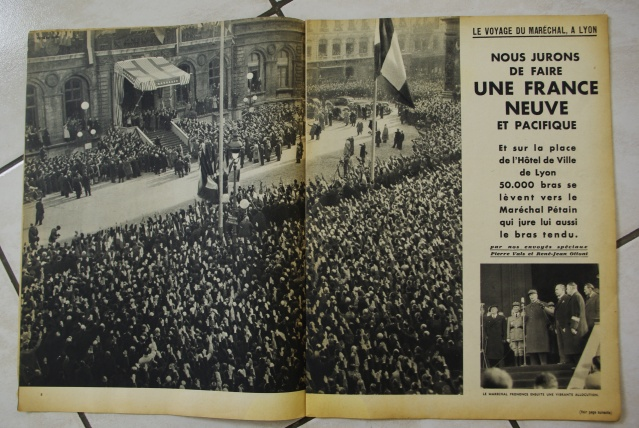 display sur les moyens d'informations de l'époque, journaux, radio, informations cinématographiques!! _igp1026