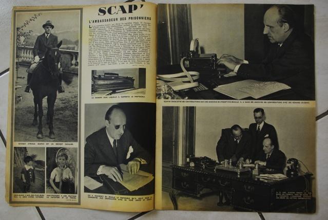 display sur les moyens d'informations de l'époque, journaux, radio, informations cinématographiques!! _igp1028