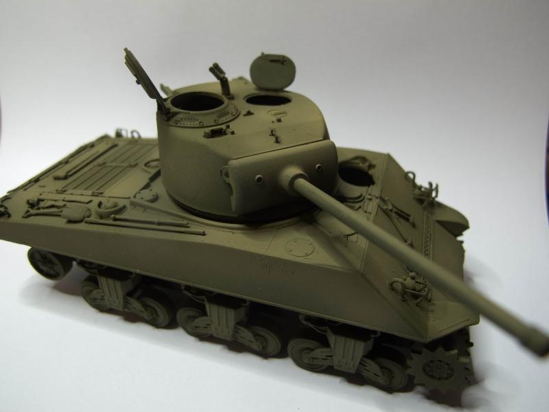 SHERMAN M4A3 (76)W - HOBBY BOSS 84805 - 1/48 - Page 3 Sherma10