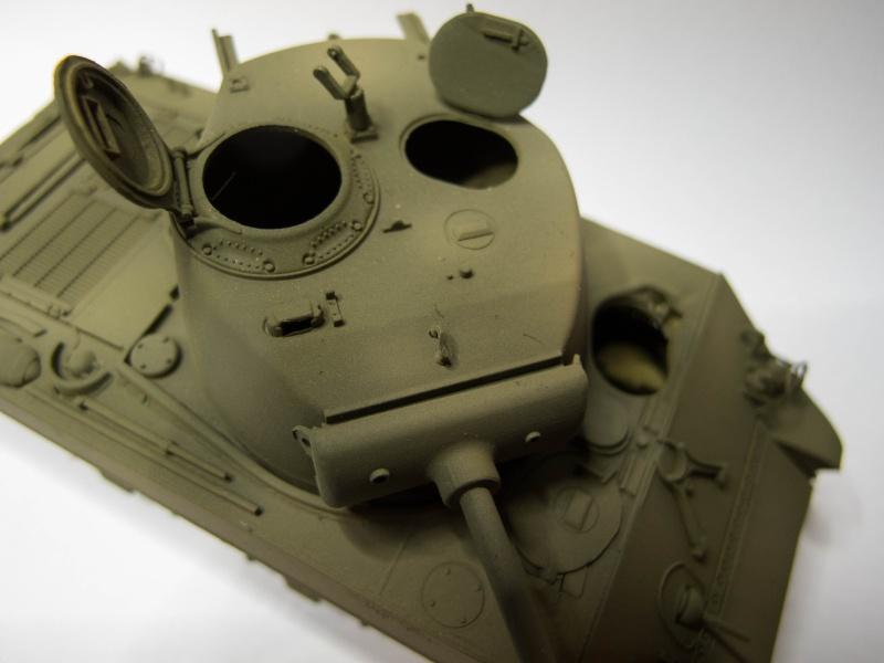 SHERMAN M4A3 (76)W - HOBBY BOSS 84805 - 1/48 - Page 3 Sherma11