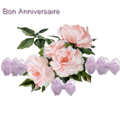 Joyeux anniversaire aux 2 pattes - Avril 2016 Annive10
