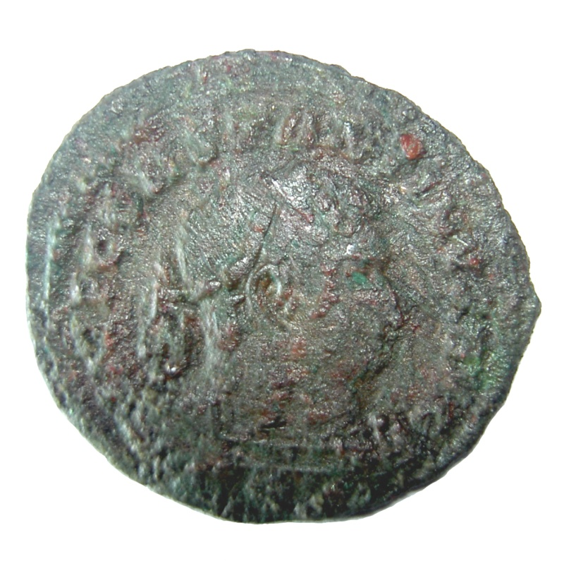 """Follis de Constantin 1er, """"SOLI INVICTO COMITI"""", Trèves, RIC 893 Sans_t10"""