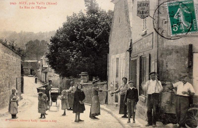 Cartes postales ville,villagescpa par odre alphabétique. - Page 5 A_aizy12