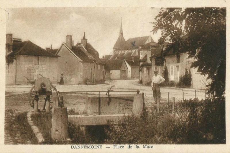 Cartes postales ville,villagescpa par odre alphabétique. - Page 6 A_dann10