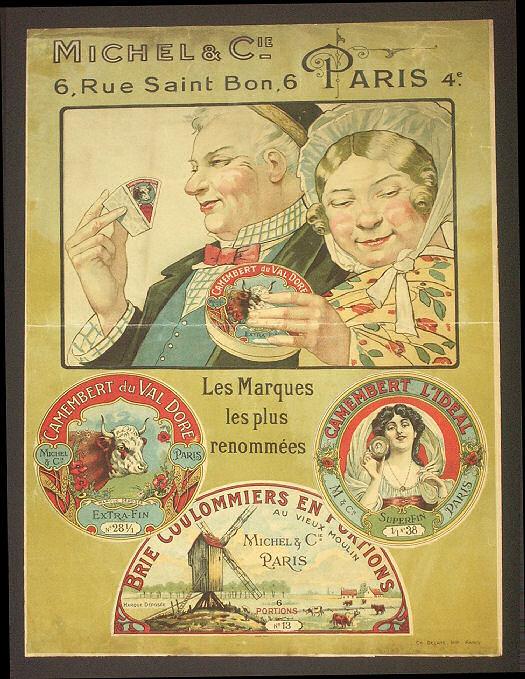 Les affiches du temps passé quand la pub s'appelait réclame .. - Page 22 Af_p10