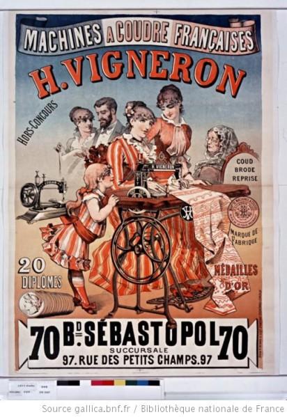 Les affiches du temps passé quand la pub s'appelait réclame .. - Page 23 Aff_8510