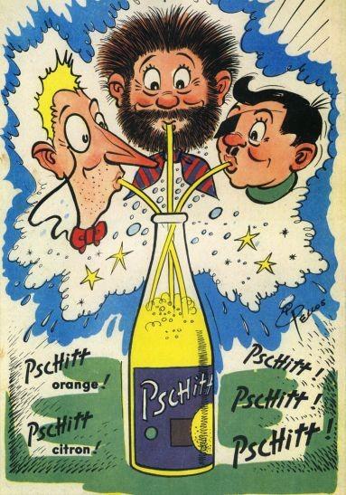 Les affiches du temps passé quand la pub s'appelait réclame .. - Page 22 Aff_k10