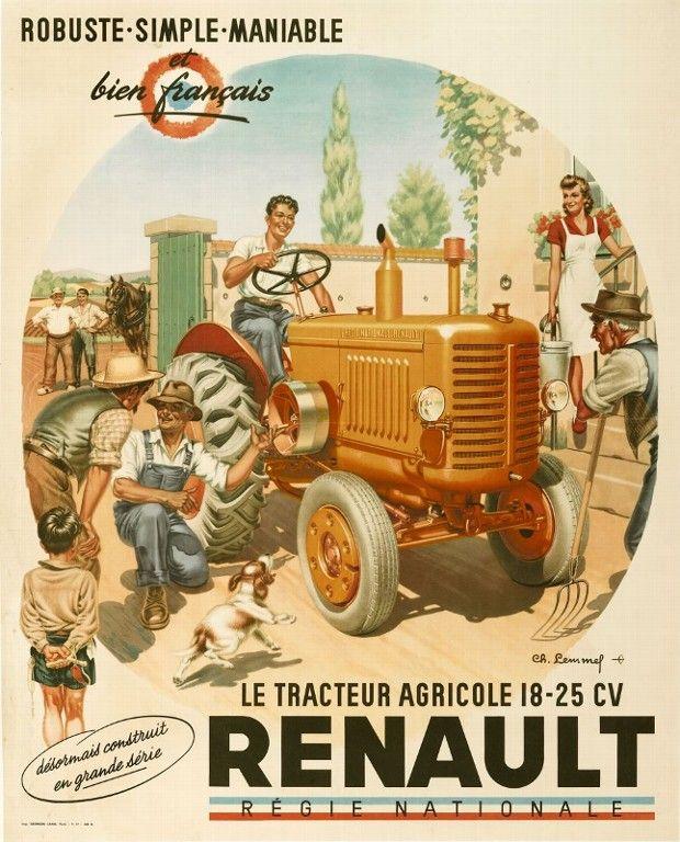 Les affiches du temps passé quand la pub s'appelait réclame .. - Page 22 Aff_p10