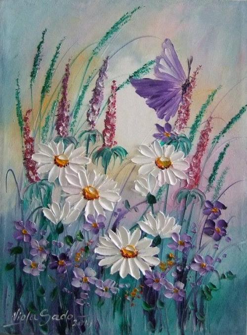 Les FLEURS  dans  L'ART - Page 22 Art_fl84