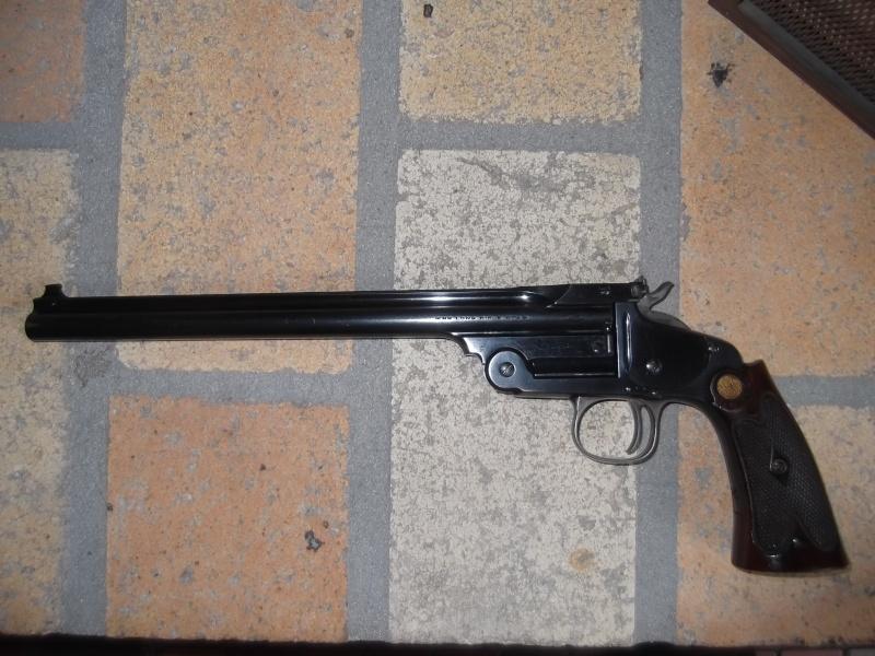 Mon smith et wesson 1891 single shot 22 lr Dscf4010