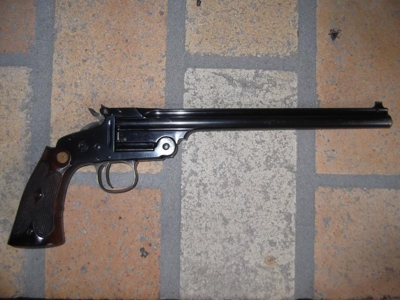 Mon smith et wesson 1891 single shot 22 lr Dscf4014