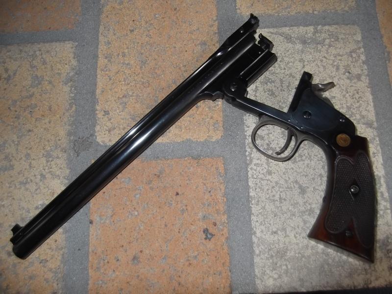 Mon smith et wesson 1891 single shot 22 lr Dscf4110