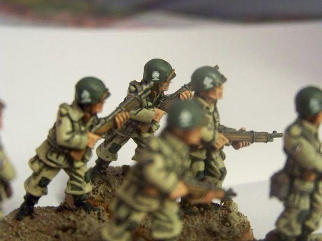 Collection d'eldanaste - Armées : allemande et US 20081010