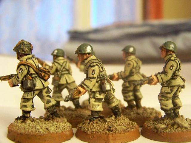 Collection d'eldanaste - Armées : allemande et US 20081011