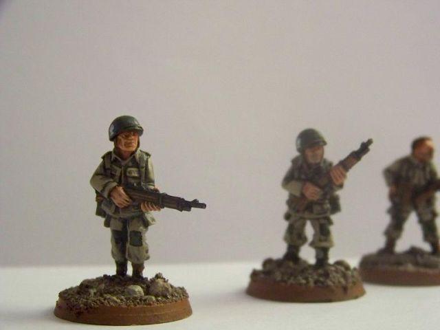 Collection d'eldanaste - Armées : allemande et US 20081012
