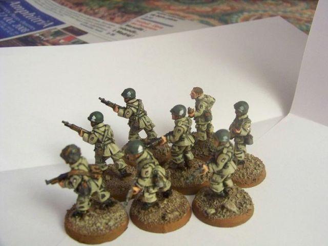 Collection d'eldanaste - Armées : allemande et US 20081013