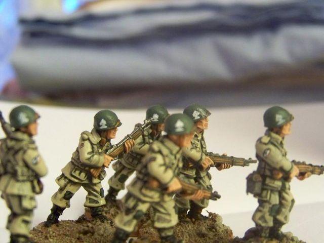Collection d'eldanaste - Armées : allemande et US 20081014