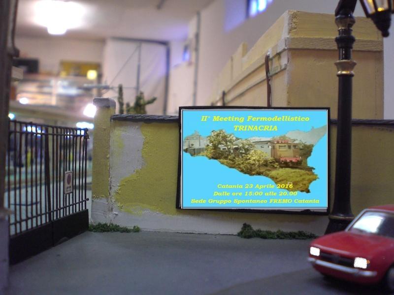 Il Plastico Trinacria, un pezzo di Sicilia al settentrione - Pagina 14 Cimg0910