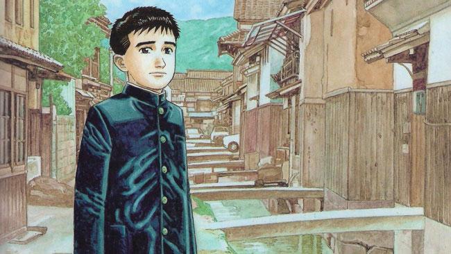Quartier lointain (manga) 20131010