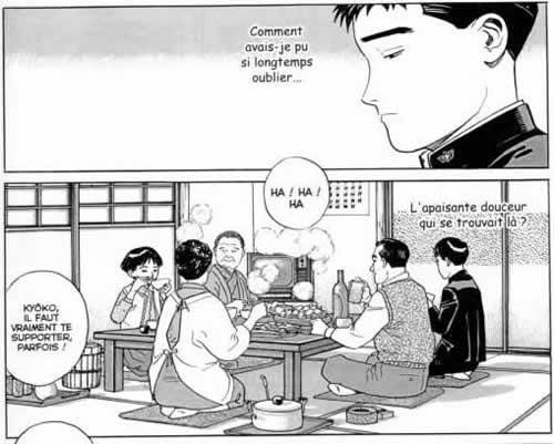 Quartier lointain (manga) Quarti10