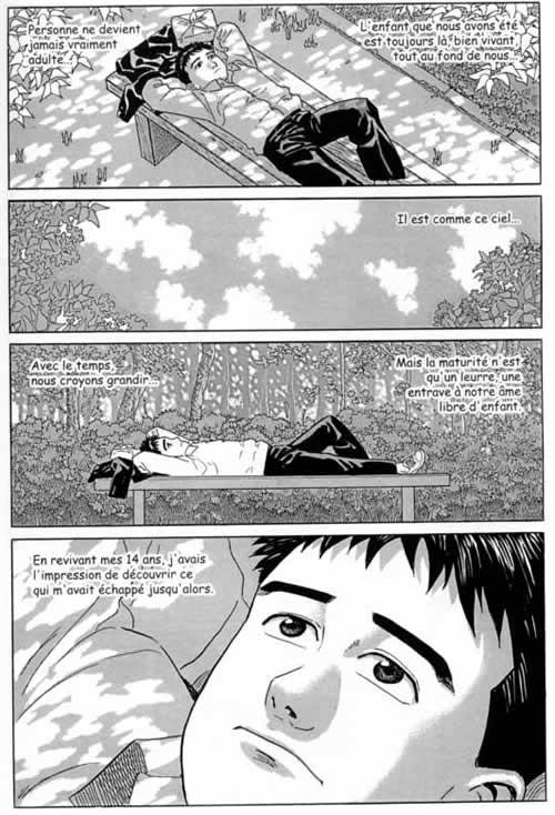 Quartier lointain (manga) Quarti11