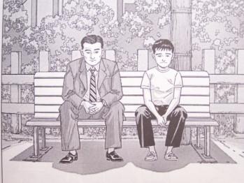 Quartier lointain (manga) Quarti12