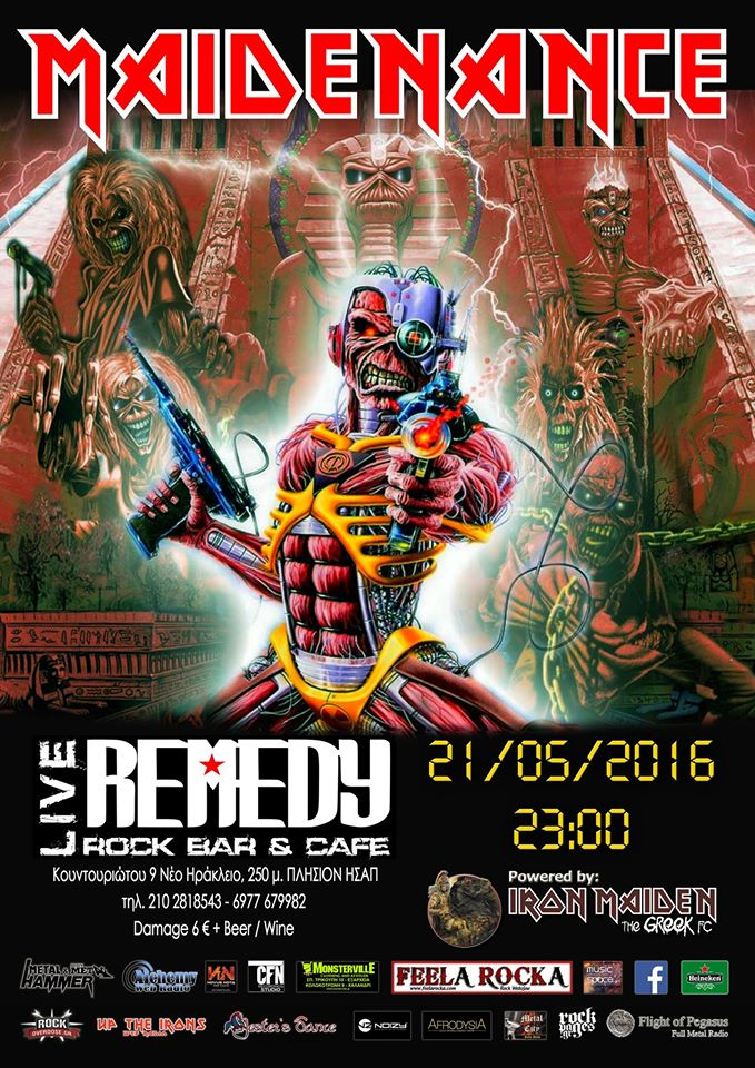 Maidenance live @ Remedy, 21/5/2016 13198310