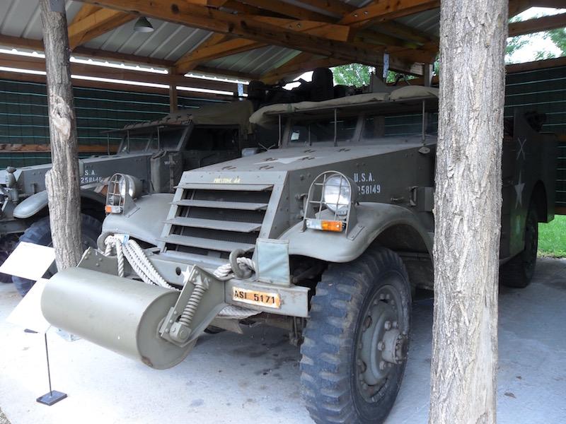 M3 Scout Car - Zvezda 1/35 (PINO BROCCHINI) Sam_3710