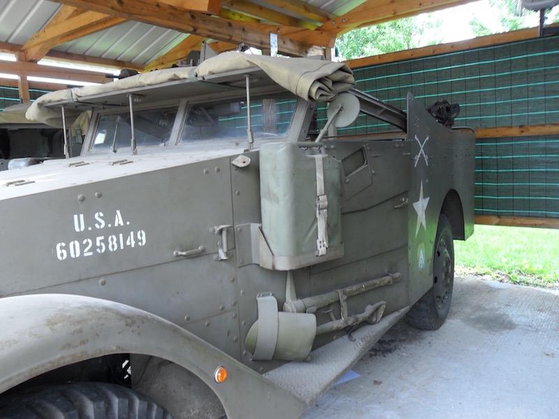 M3 Scout Car - Zvezda 1/35 (PINO BROCCHINI) Sam_3713