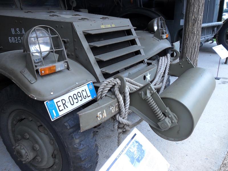 M3 Scout Car - Zvezda 1/35 (PINO BROCCHINI) Sam_3715