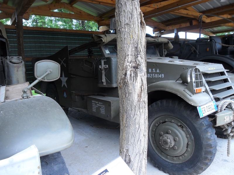 M3 Scout Car - Zvezda 1/35 (PINO BROCCHINI) Sam_3716
