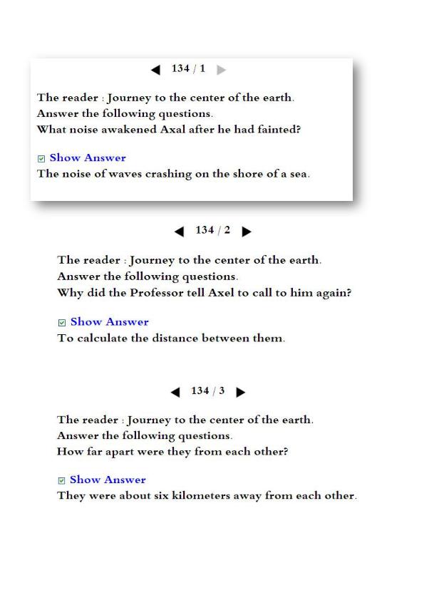 130 سؤال مع الاجابة مراجعة خيالية لقصة اللغة الانجليزية للصف الثالث الاعدادي الترم الثاني New_mi10