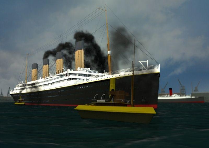 Titanic sous Blender - 21PhilC1 - Page 5 0110