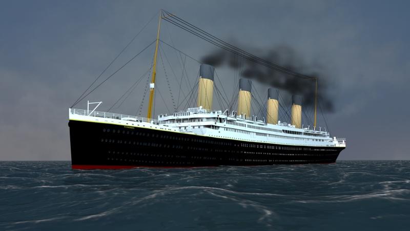 Titanic sous Blender - 21PhilC1 - Page 5 0211