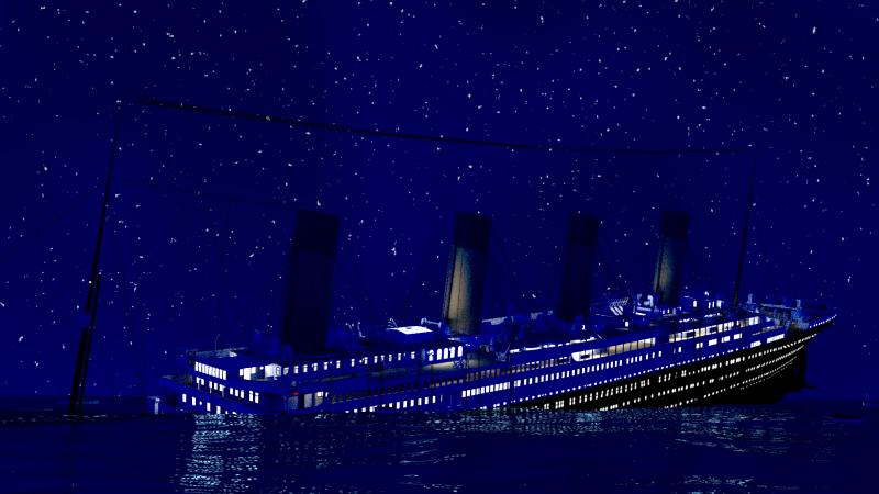 Titanic sous Blender - 21PhilC1 - Page 5 0510