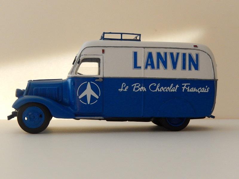 On est fou du chocolat LANVIN type 23  Citroe11