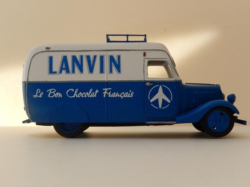 On est fou du chocolat LANVIN type 23  Citroe13