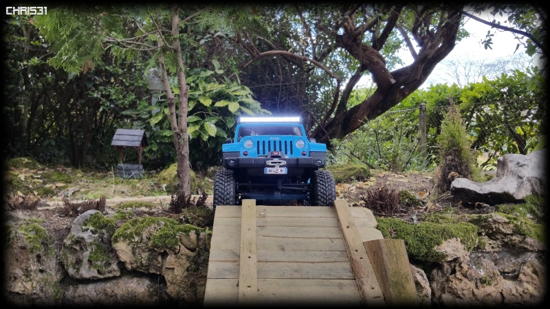 Chris Customs. Jeep Wrangler Hydro Blue - Page 3 1210