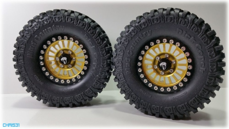 [Axial SCX10] Chris Customs. Jeep BRUTE YJ 1987 1412