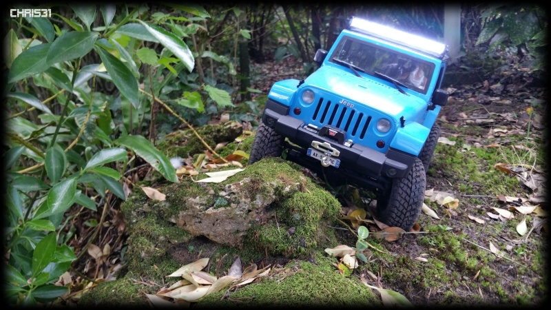 Chris Customs. Jeep Wrangler Hydro Blue - Page 3 1510