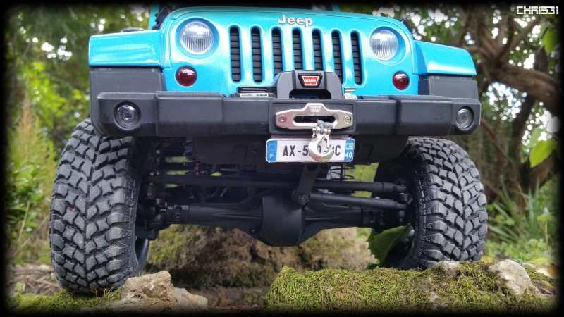 Chris Customs. Jeep Wrangler Hydro Blue - Page 3 2010