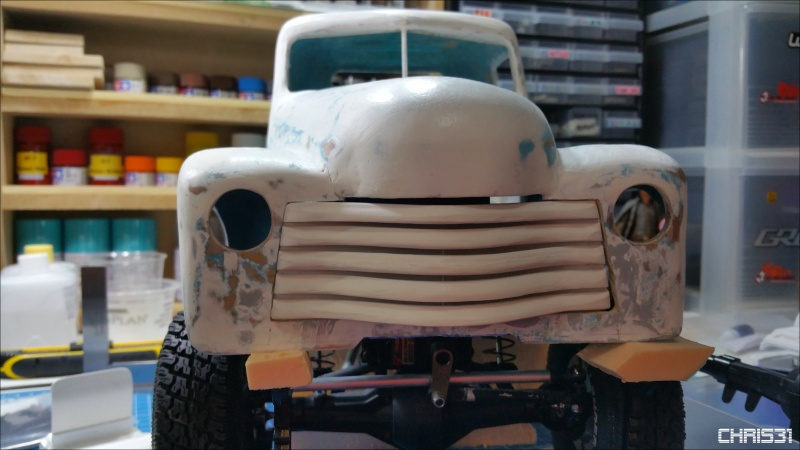 Chris Customs. Chevy Truck 1950 - Page 4 20160510