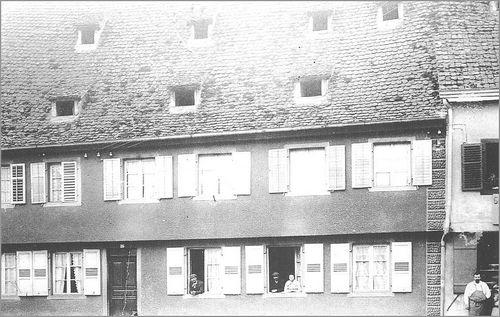 erstein - Erstein Bas-Rhin  (+ Borne 1078 ) Ferme_10