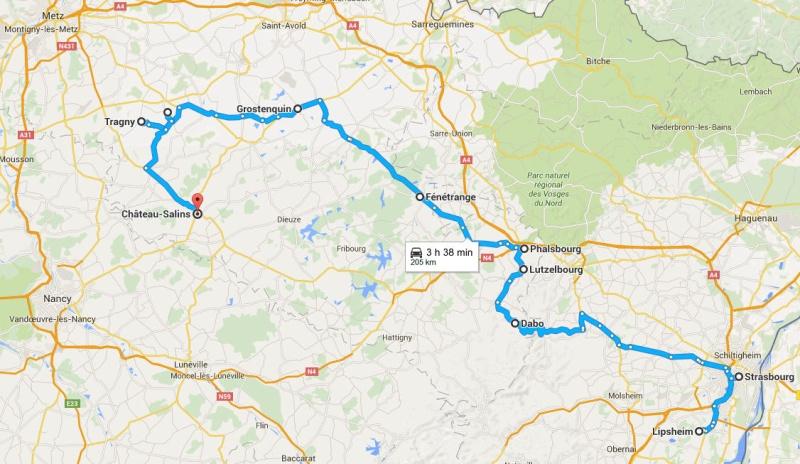 Dabo Moselle (Abreschviller) Tragny10