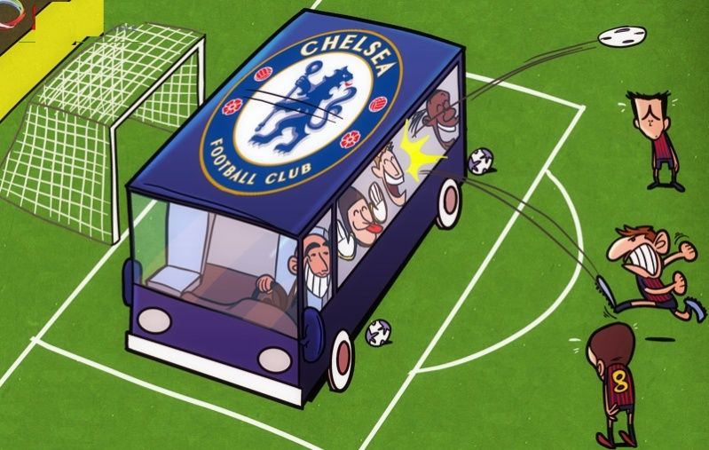 The FA Cup Final Bus10