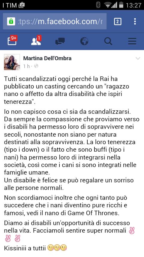 Martina Dall'Ombra de Broggi de Sassi - Pagina 3 Screen11